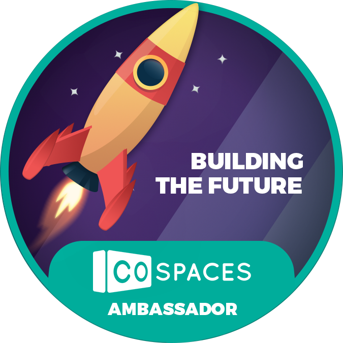 CoSpaces Ambassador