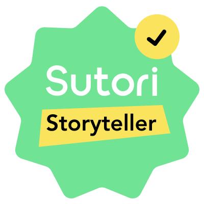 Sutori Storyteller
