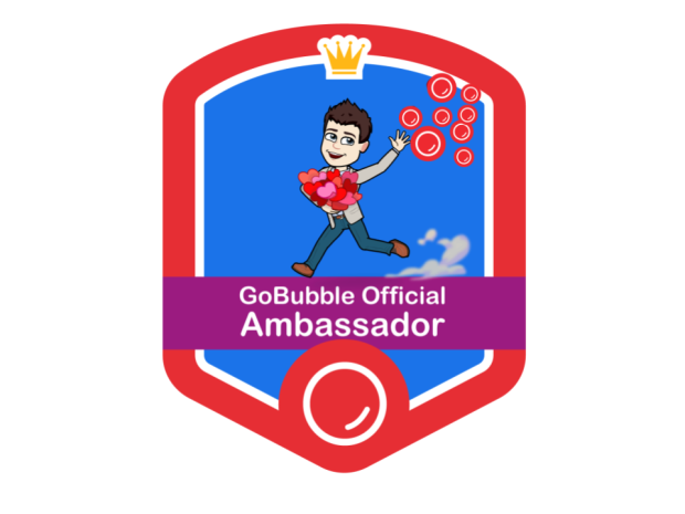 Drezek GoBubble Ambassador