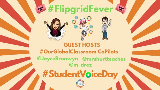 Promo FlipgridFever #StudentVoiceDay