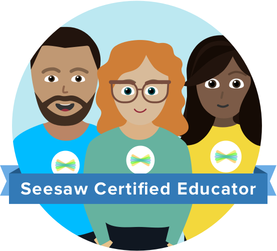 Seesaw Certified Badge