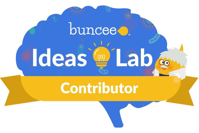 Buncee Ideas Lab
